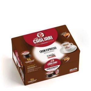 Crem Espresso capsule – капсули 96 бр. х 8гр.