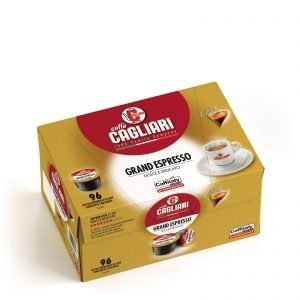 Grand Espresso – капсули 96 бр. х 8 гр.