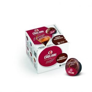 Crem Espresso – капсули 16 бр. х 7.5 гр.